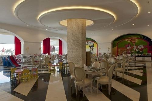 بوفه کودکان رستوران اصلی هتل دلفین امپریال