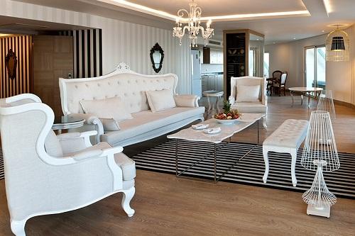 امکانات اقامتی هتل دلفین امپریال لارا آنتالیا
