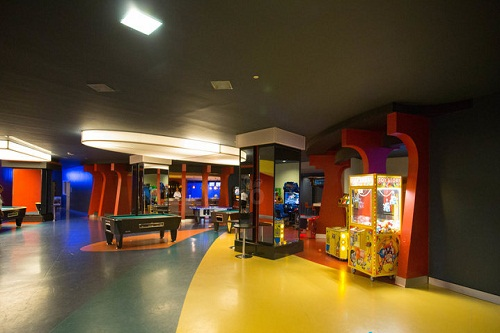 سالن بازی هتل رویال وینگز آنتالیا