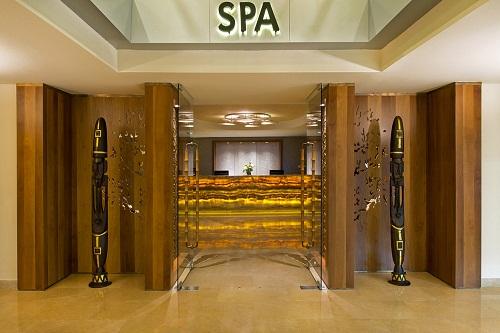 سالن ماساژ و سلامت هتل تایتانیک بیچ لارا آنتالیا Titanic Beach Lara