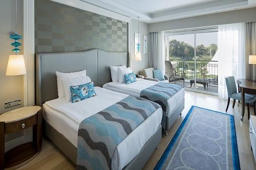 سوئیت های Family Suite هتل تایتانیک دلوکس آنتالیا