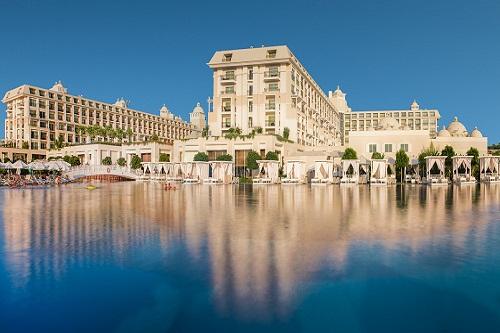 هتل تایتانیک دلوکس آنتالیا Titanic Deluxe Belek