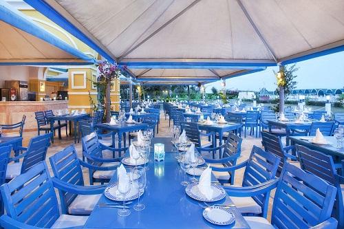 رستوران دریایی Marine Restaurant در هتل وو کرملین