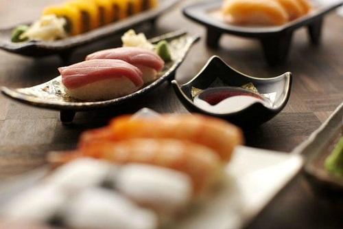 رستوران ژاپنی Oishii Restaurant هتل مردان پالاس آنتالیا