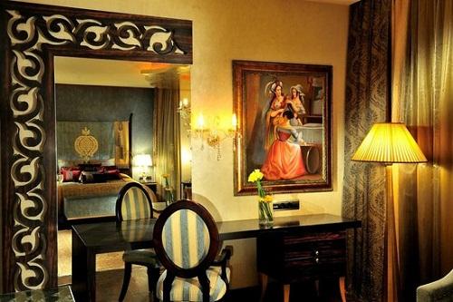 سوئیت های Grand Hammam Suite هتل مردان پالاس آنتالیا