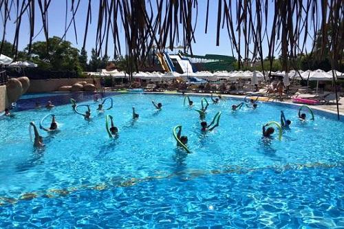 امکانات و برنامه های تفریحی هتل رویال وینگز آنتالیا Royal Wings