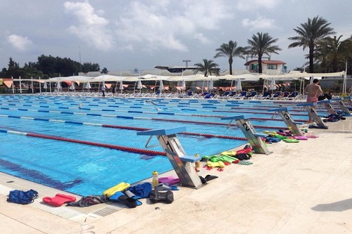 استخر المپیک هتل تایتانیک بیچ لارا آنتالیا