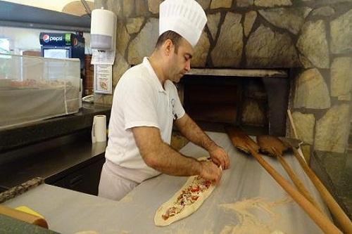رستوران ترکی Sahan Restaurant هتل رویال وینگز آنتالیا