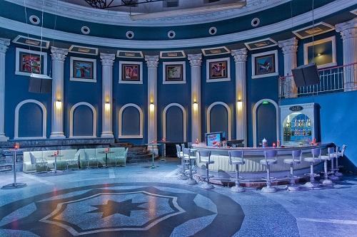 کلوپ شبانه هتل وو کرملین