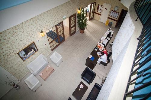 سالن ماساژ و سلامت هتل وو کرملین