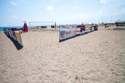 والیبال ساحلی در هتل 5 ستاره وو کرملین
