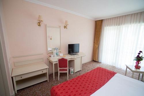 اتاق های استاندارد هتل وو کرملین
