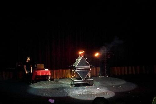 اجرای نمایش هتل تایتانیک بیچ لارا آنتالیا
