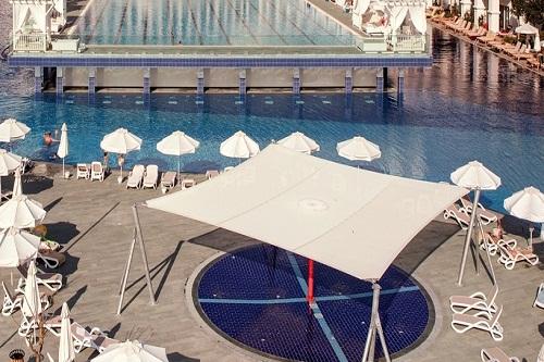استخر کودکان هتل تایتانیک دلوکس آنتالیا