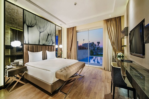 هتل بلیس دلوکس بلک آنتالیا (ویلا ها)