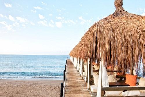 اسکلۀ اختصاصی هتل توپکاپی آنتالیا
