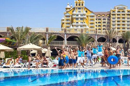 امکانات تفریحی هتل رویال هالیدی پالاس آنتالیا Royal Holiday Palace