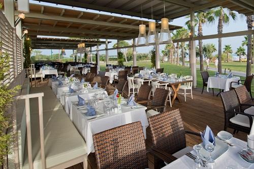 رستوران Çardak Snack Restaurant هتل 5 ستاره باروت لارا آنتالیا
