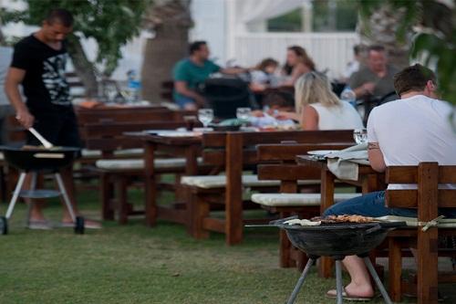 رستوران Barbeque Restaurant در هتل 5 ستاره باروت لارا آنتالیا