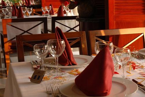 رستوران ترکی Kuyu Restaurant در هتل 5 ستاره باروت لارا آنتالیا
