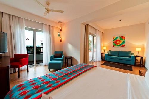 سوئیت های هتل 5 ستاره باروت لارا