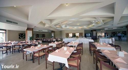 رستوران هتل سندر