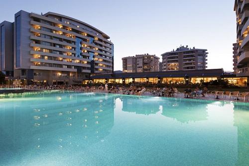 امکانات اقامتی و قیمت اتاق های هتل پورتوبلو آنتالیا Porto Bello Resort & Spa