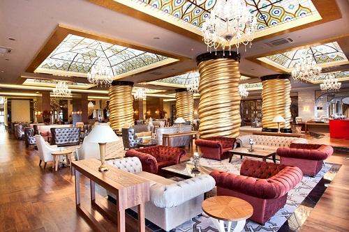 اسنک بار ها و بار های هتل رویال هالیدی پالاس آنتالیا Royal Holiday Palace