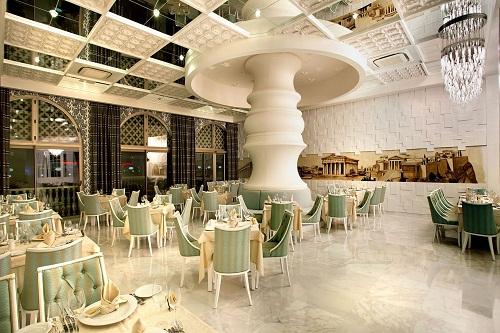 رستوران ایتالیایی Vapiano Restaurant در هتل رویال هالیدی آنتالیا