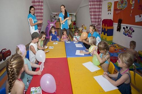 کلوپ کودکان هتل رویال هالیدی پالاس آنتالیا Royal Holiday Palace