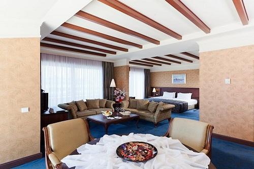 سوئیت های VIP هتل پورتوبلو