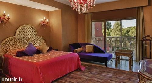 اتاق خواب هتل اسپایس