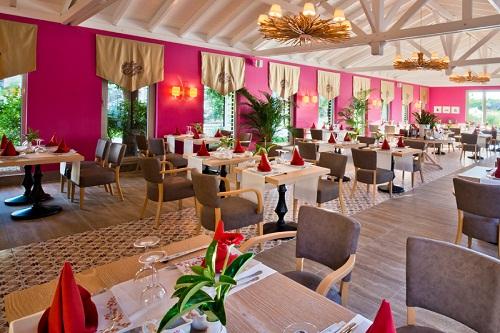 رستوران آسیایی Soya Restaurant در هتل 5 ستاره باروت لارا آنتالیا