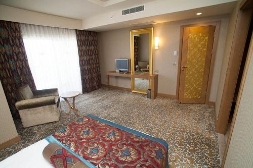 سوئیت های لوکس هتل 5 ستاره رویال هالیدی پالاس آنتالیا