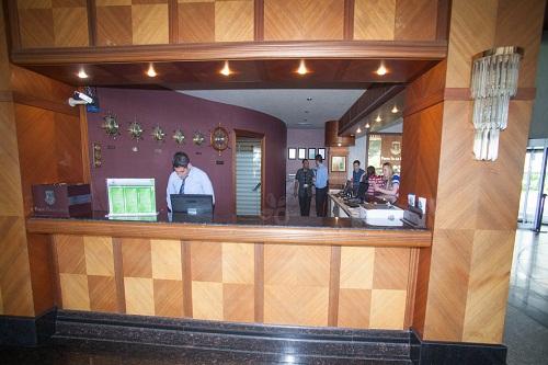 پذیرش هتل پورتوبلو