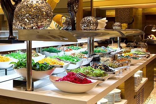 رستوران اصلی هتل رویال هالیدی آنتالیا