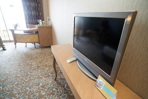 امکانات اتاق های استاندارد هتل رویال هالیدی پالاس