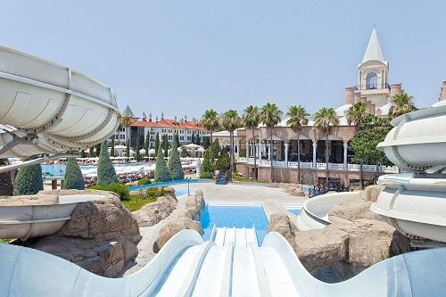 پارک آبی هتل توپکاپی آنتالیا
