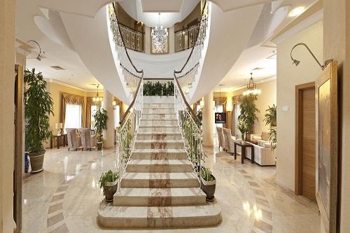 ویلا های هتل 5 ستاره وو توپکاپی آنتالیا