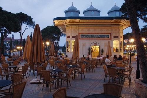 اسنک بار ها و بار های هتل وو توپکاپی آنتالیا WOW Topkapi Palace