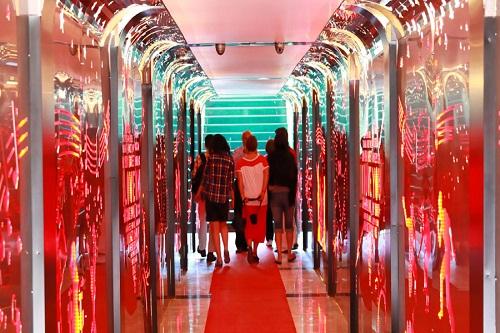 سالن ماساژ و سلامت هتل 5 ستاره گرند رینگ آنتالیا