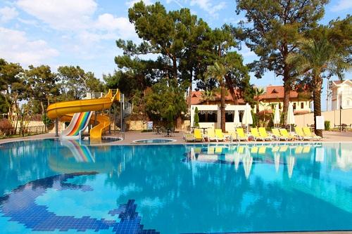 پارک آبی هتل گرند رینگ آنتالیا Grand Ring Hotel