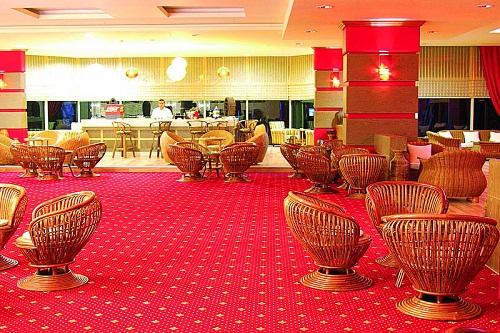 اسنک بار ها و بار های هتل گرند رینگ آنتالیا Grand Ring Hotel