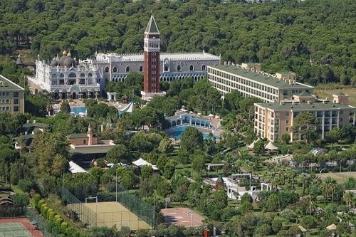 هتل ونیزیا پالاس آنتالیا Venezia Palace Deluxe Resort