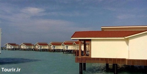 هتل ترنج کیش (هتل روی آب در کیش)