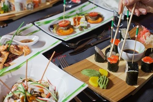 رستوران دریایی Burano Restaurant در هتل 5 ستاره ونیزیا پالاس آنتالیا