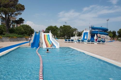 پارک آبی هتل ونیزیا پالاس آنتالیا