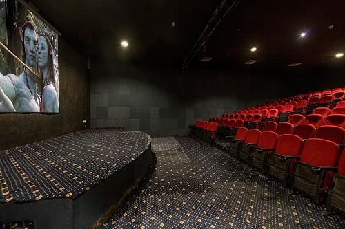 سینما در هتل 5 ستاره گرند رینگ آنتالیا