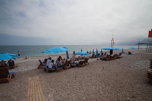 ساحل اختصاصی هتل سی لایف