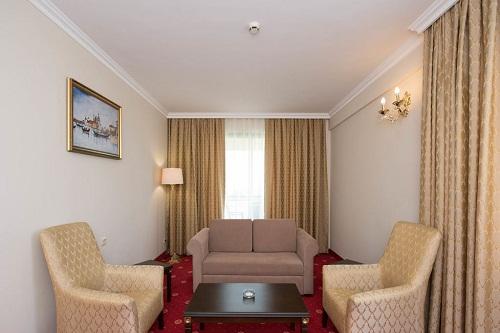 اتاق های خانواده Family Room در هتل 5 ستاره ونیزیا پالاس آنتالیا